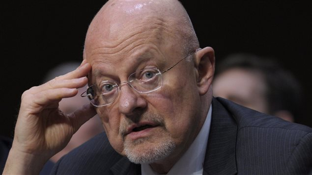 Démission de James Clapper, directeur du renseignement national — Etats-Unis