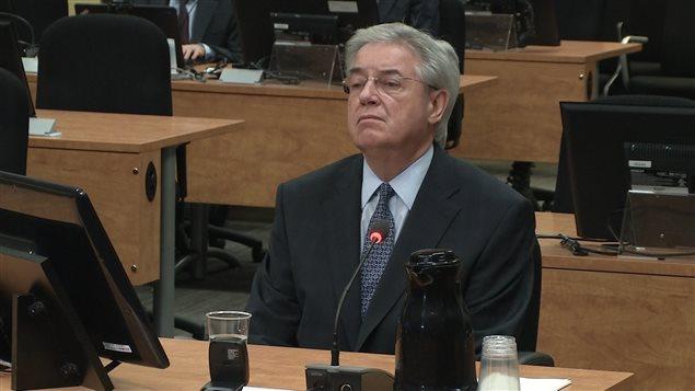 L'avocat Pierre L. Lambert
