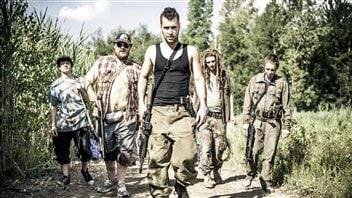 Une image du film «Les 4 soldats» de Robert Morin