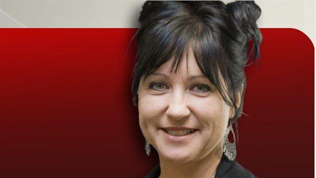 La conseillère municipale de Laval Martine Beaugrand