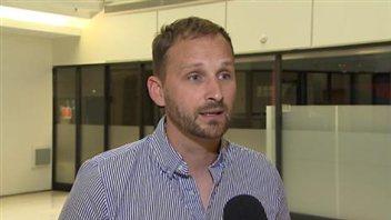 Dr Ryan Meili, médecin de famille à Saskatoon