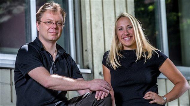 Les chercheurs Carsten Wrosch et Joelle Jobin