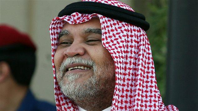 Le prince Bandar ben Sultan