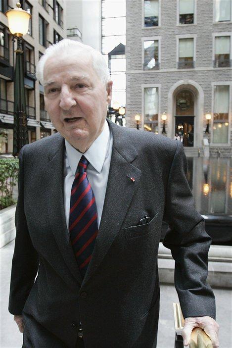 Paul Desmarais en 2007