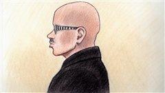 Patrick Dussault coupable du meurtre au deuxième degré d'une femme de Gatineau