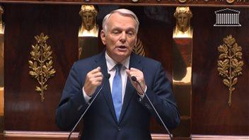 Jean-Marc Ayrault, premier ministre français