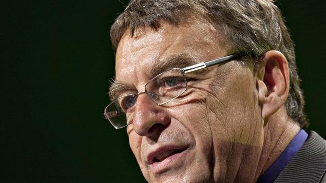 Bernard Généreux, président de la FQM