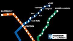 Le maire d'Anjou rêve d'un métro qui irait jusqu'à Terrebonne