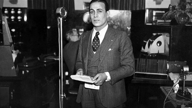 Tino Rossi en 1936.
