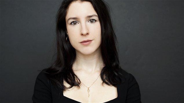 L'auteure Perrine Leblanc