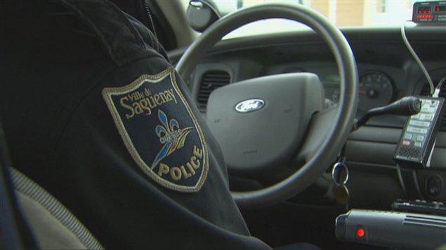 Policier de Saguenay