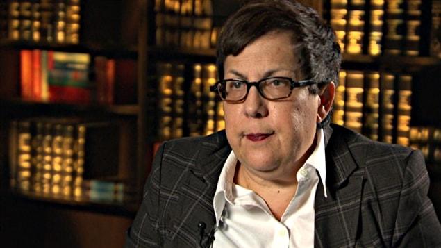 Diane Pacom professeure à l'Université d'Ottawa.