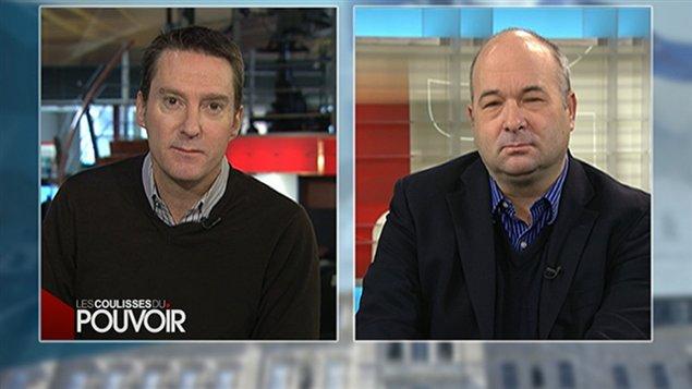 Patrice Roy et Michel C. Auger analyent les campagnes électorales municipales au Québec.