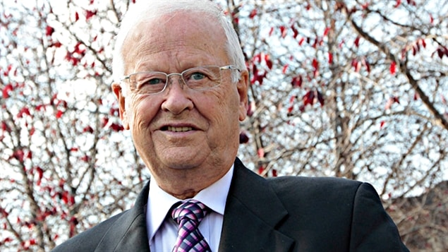Jean-Marc Lalonde, ex-député provincial de la circonscription de Glengarry Prescott Russell.