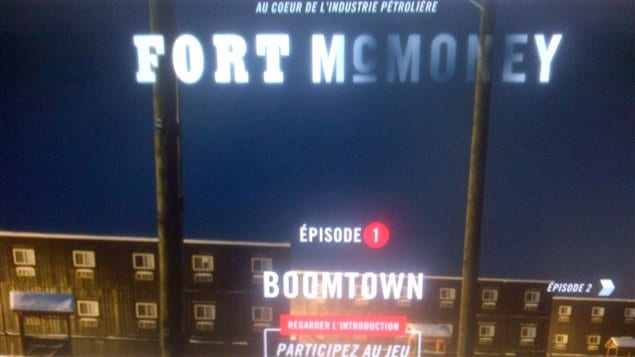 Fort McMurray dans le documentaire interactif « Fort McMoney »