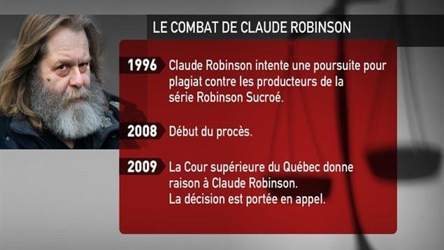 Chronologie de l'affaire Robinson