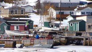 La communauté de Little Bay Islands, à Terre-Neuve
