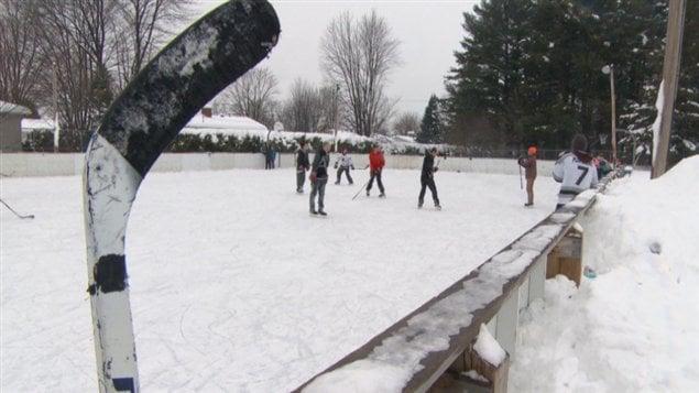 Des patinoires en pi tre tat gatineau et ottawa ici for Patinoire exterieur montreal