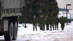La Réserve de l'Armée n'est pas prête pour être déployée au front