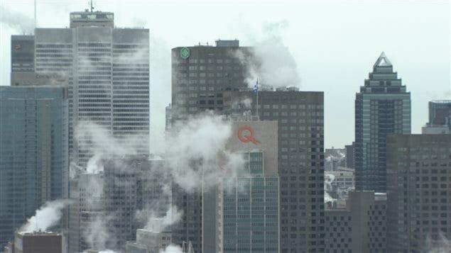 Édifice d'Hydro Québec