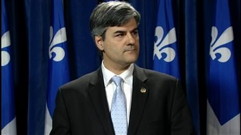 Éric Caire, de la Coalition avenir Québec