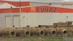 125 travailleurs mis à pied à l'aciérie Evraz de Regina