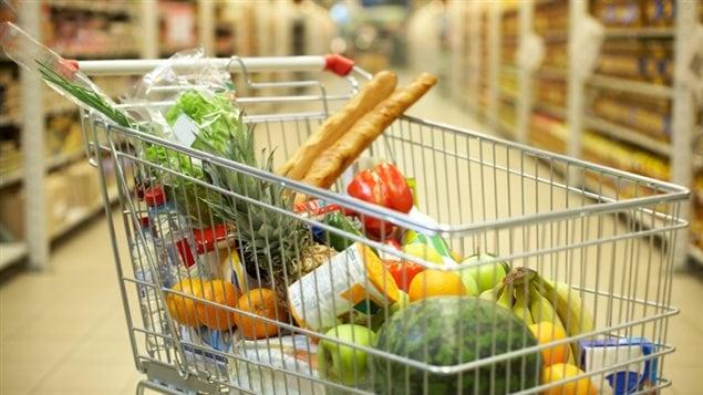 Comprendre les taxes à l'épicerie