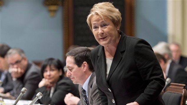 La première ministre Pauline Marois se rendre en Gaspésie vendredi pour préciser l'investissement de Québec.