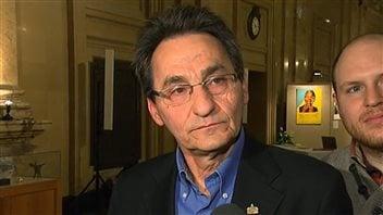 Richard-Bergeron, chef de Projet Montréal