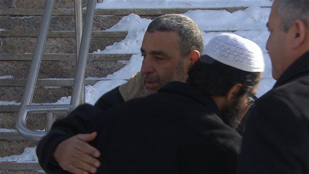 Charkaoui Hanana, mari de la victime