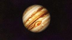La grande tache rougede Jupiter réchaufferait sa haute atmosphère