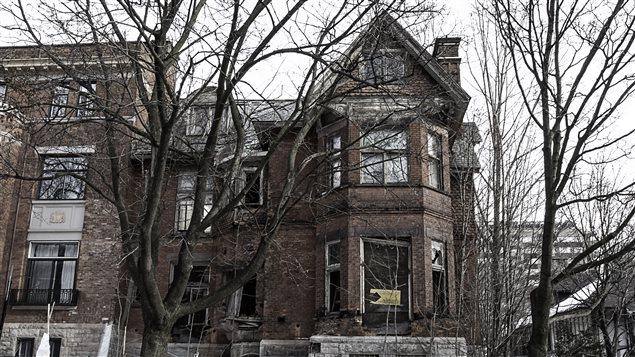 La maison Redpath