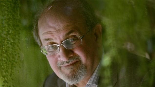 L'écrivain Salman Rushdie en avril 2013