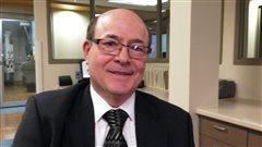 Rino Volpé, ancien président-directeur général du Réseau de santé Vitalité