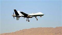 Les drones américains ont tué jusqu'à 116civils depuis 2009