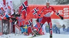 Martin Sundby suspendu pour usage non autorisé de Ventolin