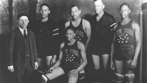 La naissance du basketball et la ségrégation aux États-Unis