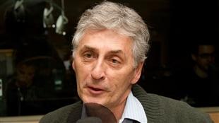 Le dramaturge et auteur Larry Tremblay.