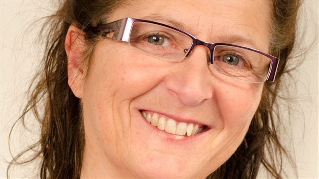 L'auteure Joanne Morency.