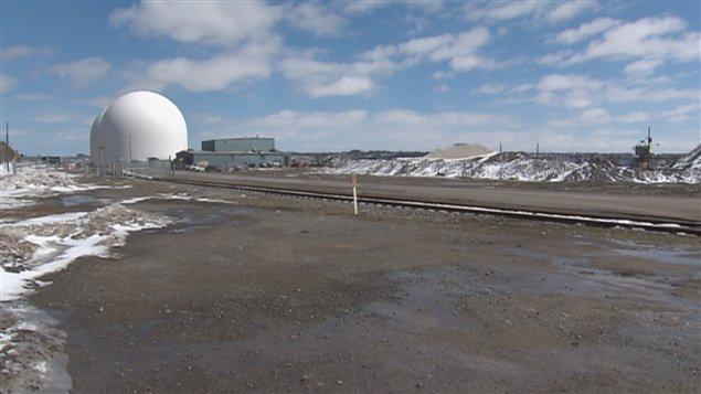 Les installations d'Arrimage Québec à l'anse au Foulon ont fait couler beaucoup d'encre.