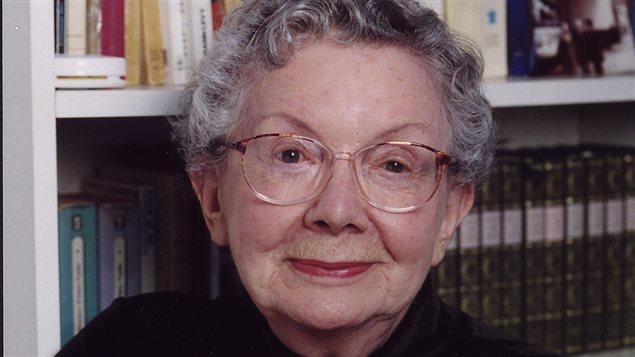 L'auteure Claire Martin.