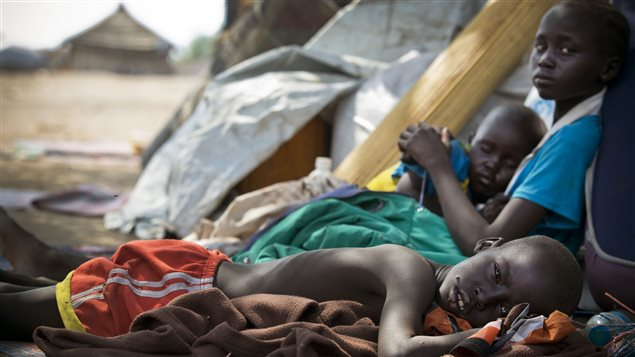 Le camp onusien ciblé accueille quelque 5000 réfugiés.