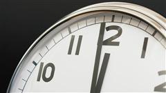 L'horloge de l'apocalypse se rapproche dangereusement de minuit