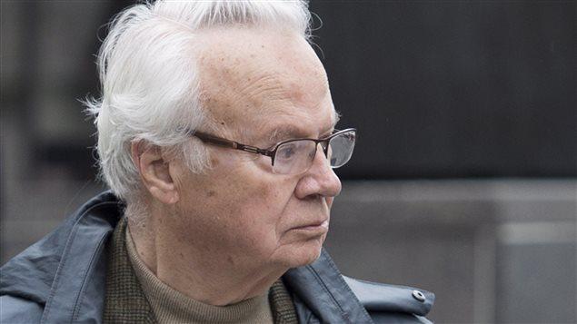 L'ancien organisateur du PLC Jacques Corriveau