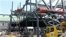Le nouveau pavillon du MNBA prend forme (2014-05-16)