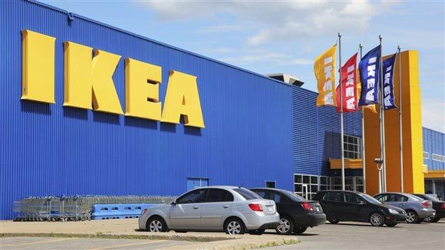 Ikea de richmond fin du lock out ici radio - Nocturne ikea bordeaux ...