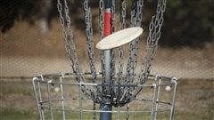 Pas de disco-golf au parc Victoria de Sherbrooke