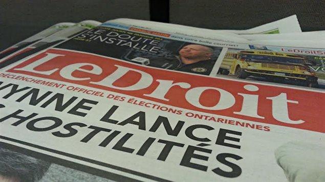 Journal Le Droit