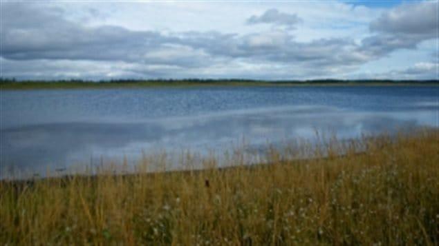 Lac Twelvemile, en Alaska