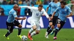 Rooney reste capitaine de l'équipe d'Angleterre